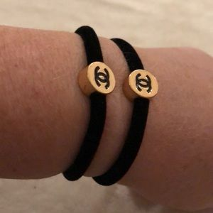 CHANEL HAIRTIES. VIP GIFT FROM NORDSTROM'S.